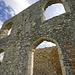 Ruins of Greyfriars, the Franciscan Priory at Dunwich, Suffolk