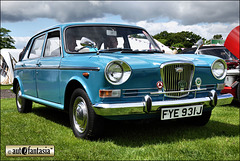 1970 Wolseley Six - FYE 931J