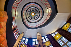 #37 stairway 3 - anno 1927 - Hamburg - UNESCO Weltkulturerbe