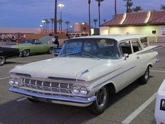 1959 Chevrolet Brookwood 2-Door Wagon