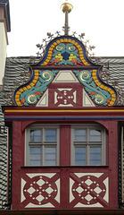 """Goldene Waage"" in der Neuen Altstadt/ Frankfurt a.M."