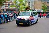 Leidens Ontzet 2017 – Parade – Police van