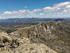 Sierra de La Cabrera, Cancho Gordo.