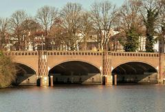 Hamburger Brücken 09/50: Krugkoppel-Brücke (3xPiP)