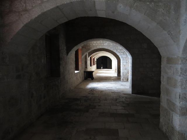 Dubrovnik : fort Lovrijenac, 7.