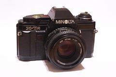Minolta X-7A No. 3