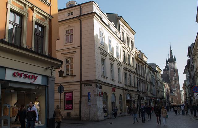 Poland, Krakow Old Town KFC (#2275)
