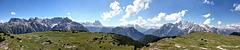 Panorama Strudelkopf  (2 PIP - 2 d´image dans d´image)