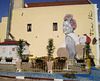 Mural of Restaurant Tia Bé.