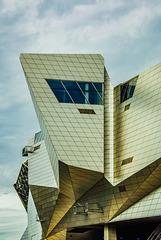 Lyon: Musée des Confluences - Architectural Details III