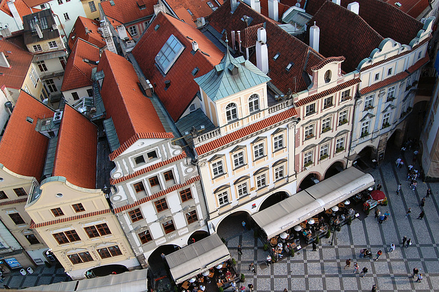 #59 The rooftops of Prague