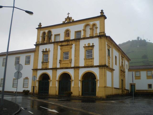 Saint Bonaventure Church.
