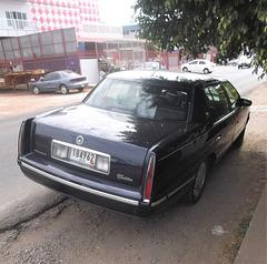 Cadillac panaméenne / Panamanian Cadillac