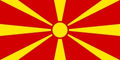 Flago de Makedonio