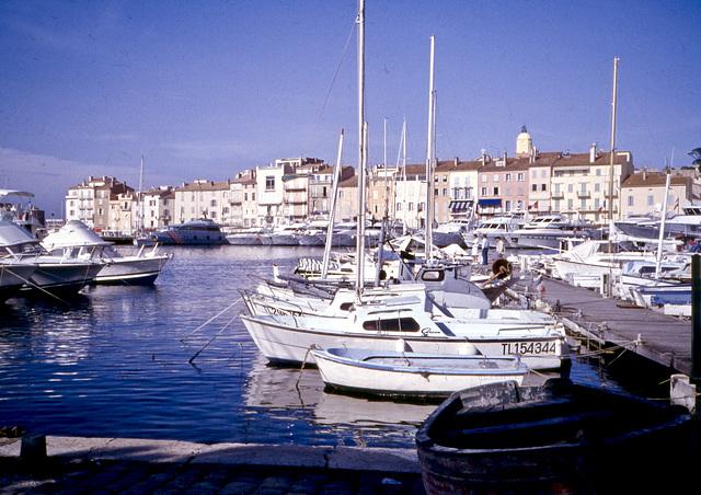 Yachthafen St. Tropez