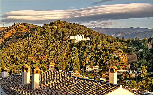 Granada El Albaicin Generalife