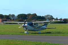 M-AXIM at Solent Airport - 23 September 2017