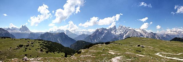 Panorama Süd