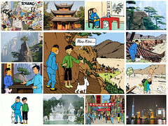 Chine Tchang Tintin