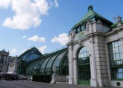 Wien, Burggarten / Vienna, Castle Garden