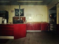 Abandoned Olene Store