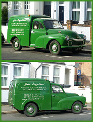 Green Morris Van (2) - 12 September 2020