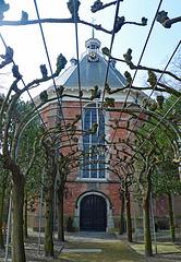 Nederland - Willemstad, Koepelkerk