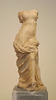 Statuette of a Goddess From Athens in the National Archaeological Museum of Athens, May 2014