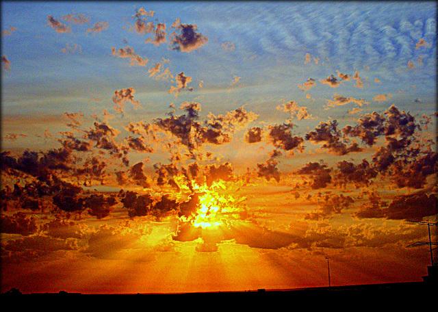 Sunrise, Hortaleza  Madrid