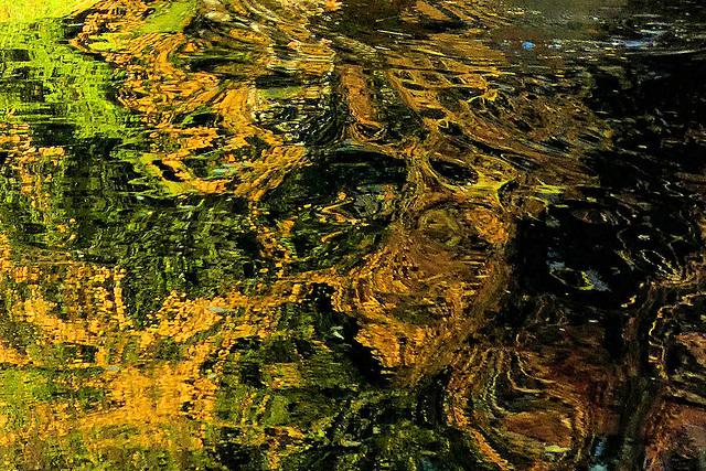 Wassermalerei - Art in Water (3xPiP)
