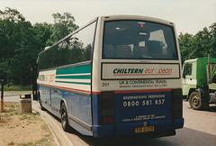 Luton and District SIB 8529 at Barton Mills - 3 Aug 1994