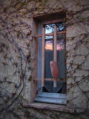 riflessi di un tramonto