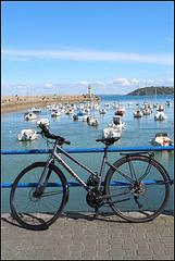 Port de Binic Bretagne