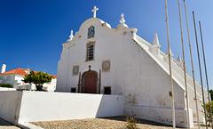 Sines, Igreja de Nossa Senhora das Salas.
