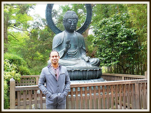 Gautham & Buddha