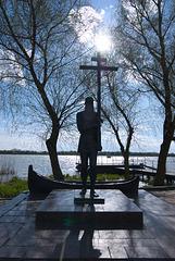 Denkmal für den ersten Altgläubigen-Lipowaner