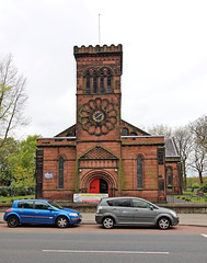 St Anne's Church, Aigburth, Liverpool
