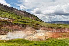 Þeistareykir geothermal area (3xPiP)