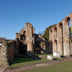 Colchester - St Botolphs Priory