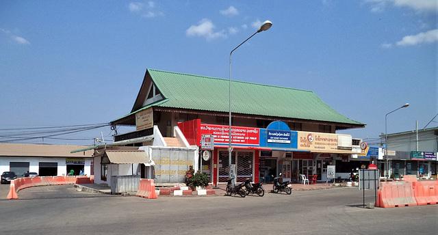 Arrivée au Laos / First moments in Laos