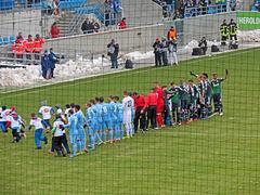 Testspiel Chemnitzer FC vs. FC Schalke 04