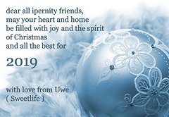 Fröhliche Weihnachten - Merry Christmas - Joyeux Noel - Feliz Navidad - Buon Natale