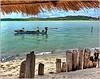 Recife : Praia da Coroa do Avião - Baixa Verde, Itamaracá - Pernambuco, Brasile