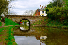 Bridge No.35A, Shropshire Union Canal