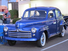 1947 Ford Super De Luxe