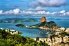 Auf dem Weg zum Corcovado, Rio de Janeiro