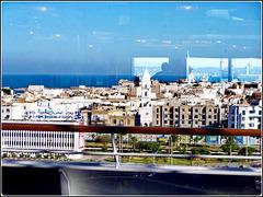 Tunisi : Dal porto La Goletta pronti a partire sulla Costa Pacifica