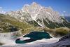 Unterer Bödensee/ Lago dei Piani inferiore (Dolomites)