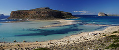 Balos Beach and lagoon - Crete