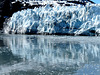 Reflections of Margerie Glacier